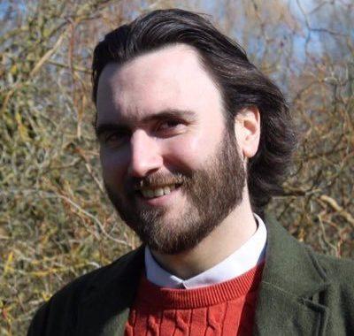 Josh Milburn headshot
